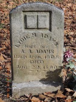 Lydie M. Adams