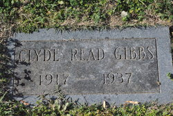 Clyde Read Gibbs