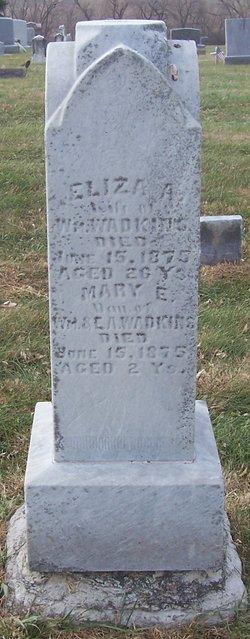 Eliza Ann <i>McKeever</i> Wadkins Watkins