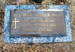 Rev Joseph R. Roth
