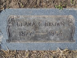 Clara Christine <i>Bussett</i> Brown