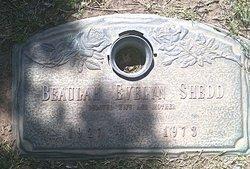 Beaulah Evelyn <i>Stueart</i> Shedd