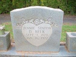 Jennie Staton <i>Dockery</i> Belk