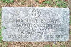 Emanual Brown