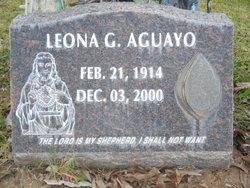 Leona G Aguayo