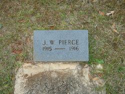 J. W. Pierce