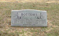 Archie Wilson Bottoms