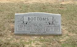 Flora La Nelle <i>Thomas</i> Bottoms