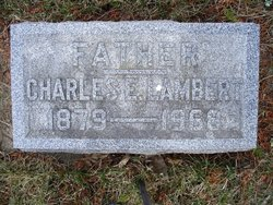 Charles Everett Lambert