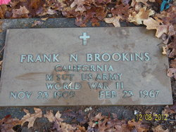 Frank Norval Jack Brookins