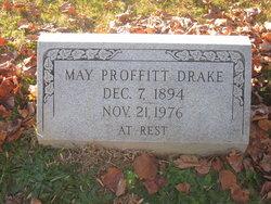 Eliza May <i>Proffitt</i> Drake