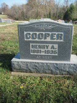 Henry A Cooper