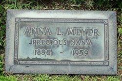 Anna Louise <i>Isaacson</i> Meyer