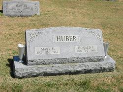 Mary Ellen <i>Orman</i> Huber