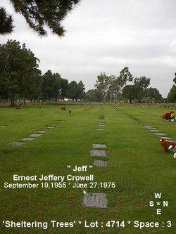 Ernest Jeffery Crowell