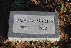 james myles martin