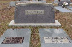Mary <i>Trotter</i> Hayes