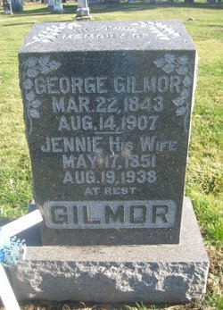 George Yates Gilmor