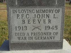 PFC John Leroy Beever