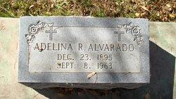 Adelina <i>Rios</i> Alvarado