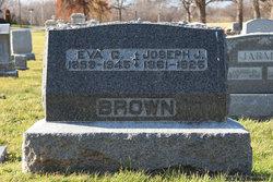 Eva George <i>Allen</i> Brown