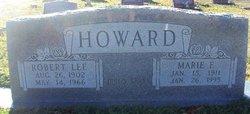 Robert Lee Howard