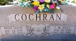 Lewis Martin Doc Cochran, Sr