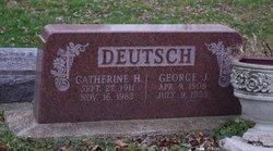 George J Deutsch