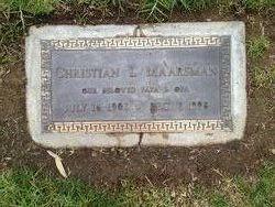 Christian Maarsman