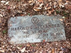 Harold L Alexander