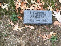E Carroll Armstead