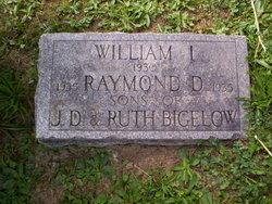 Raymond D Bigelow