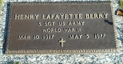Henry Lafayette Berry