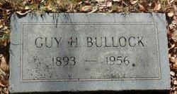 Guy H Bullock