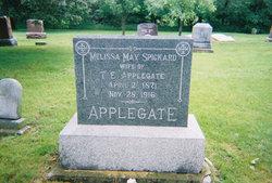 Melissa May <i>Spickard</i> Applegate
