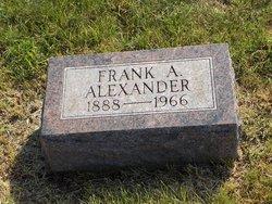 Frank A. Alexander