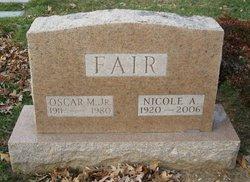 Oscar M. Fair, Jr