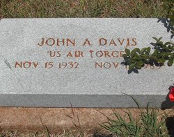 John Albert Davis