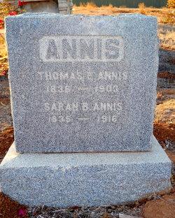 Thomas E Annis