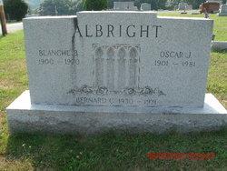 Bertha Blanche <i>Brumbaugh</i> Albright