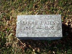 Sarah J <i>Stewart</i> Aten