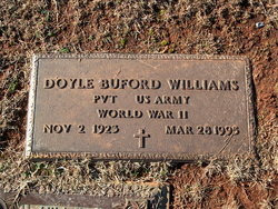 Doyle Buford Williams