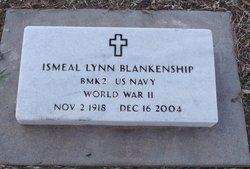 Ishmael Lynn Blankenship