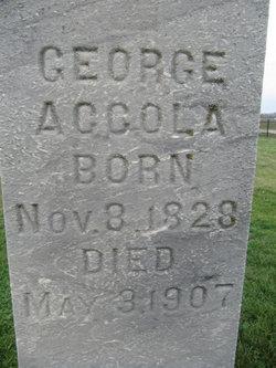 George Accola