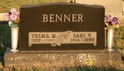 Velma Marie <i>Brown</i> Benner