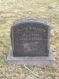 Sarah Smith <i>Bateman</i> Mason