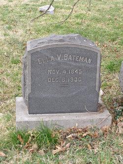 Ella V Bateman