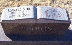 Juanita Irene <i>Payton</i> Herron
