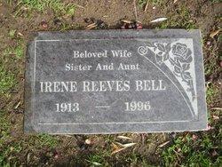 Lottie Irene <i>Reeves</i> Bell