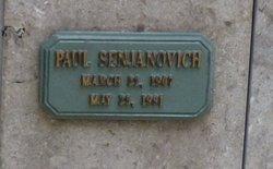 Paul Senjanovich